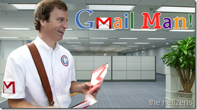 gmail main campaign by Microsoft