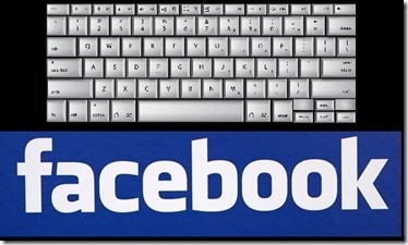 Facebook keyboard Shortcuts for Chrome and Firefox