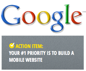 Mobile Web Strategy For Your Business Google Mobile Priority