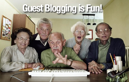 Why You Should be Guest Blogging Today