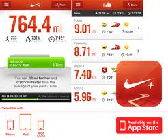 Nike+ is great gamification example