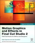 Motion Graphics and Effects in Final Cut