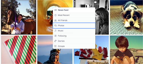 Facebook Revamps News Feed With Richer Visuals And Content Based Feeds!