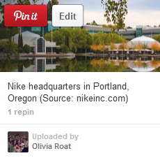 Pinterest Nike Pin Edit
