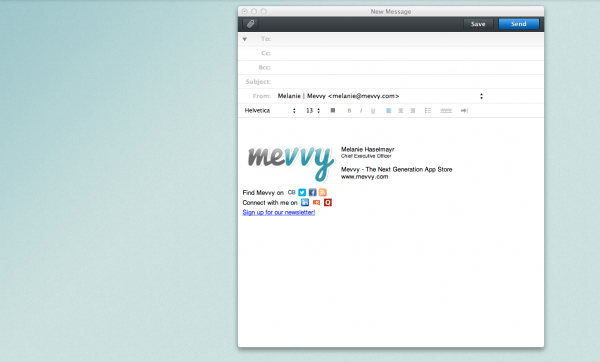 8 Great Email Apps For Business & Leisure - Mevvy.com - Wisestamp