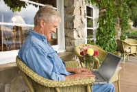 Remotely in Online Business