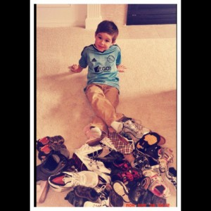 5 year old boy shoes1 300x300 How Nonprofits Can Use Images and Video to Engage: A Case Study