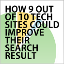How 9 out of 10 Tech Sites Could Improve their Search Listings with One Simple Fix