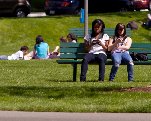 Mobile at Park