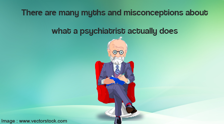 Three common misconceptions about psychiatry