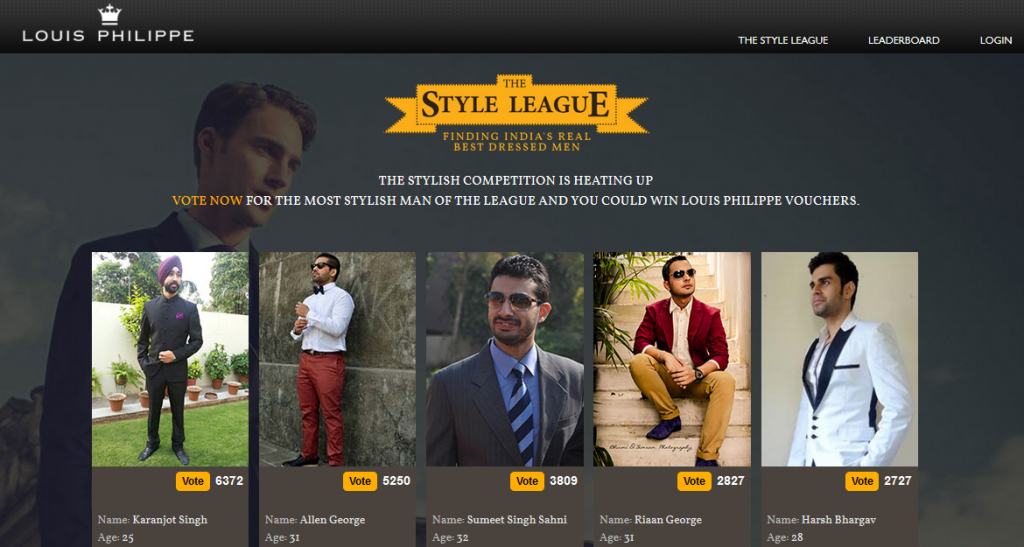 Louis_Philippe_Style_league_website