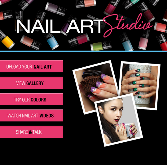 Maybelline_Facebook_nail_art_studio