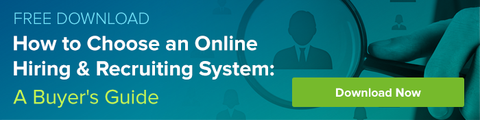 How to Choose an Online Hiring and Recruiting System