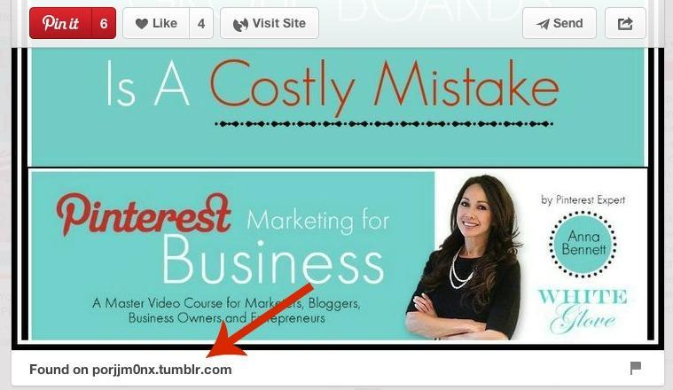 Pinterest Expert - How to detect spammers.jpg