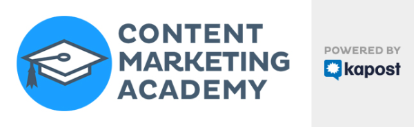 The Kapost Content Marketing Academy rules