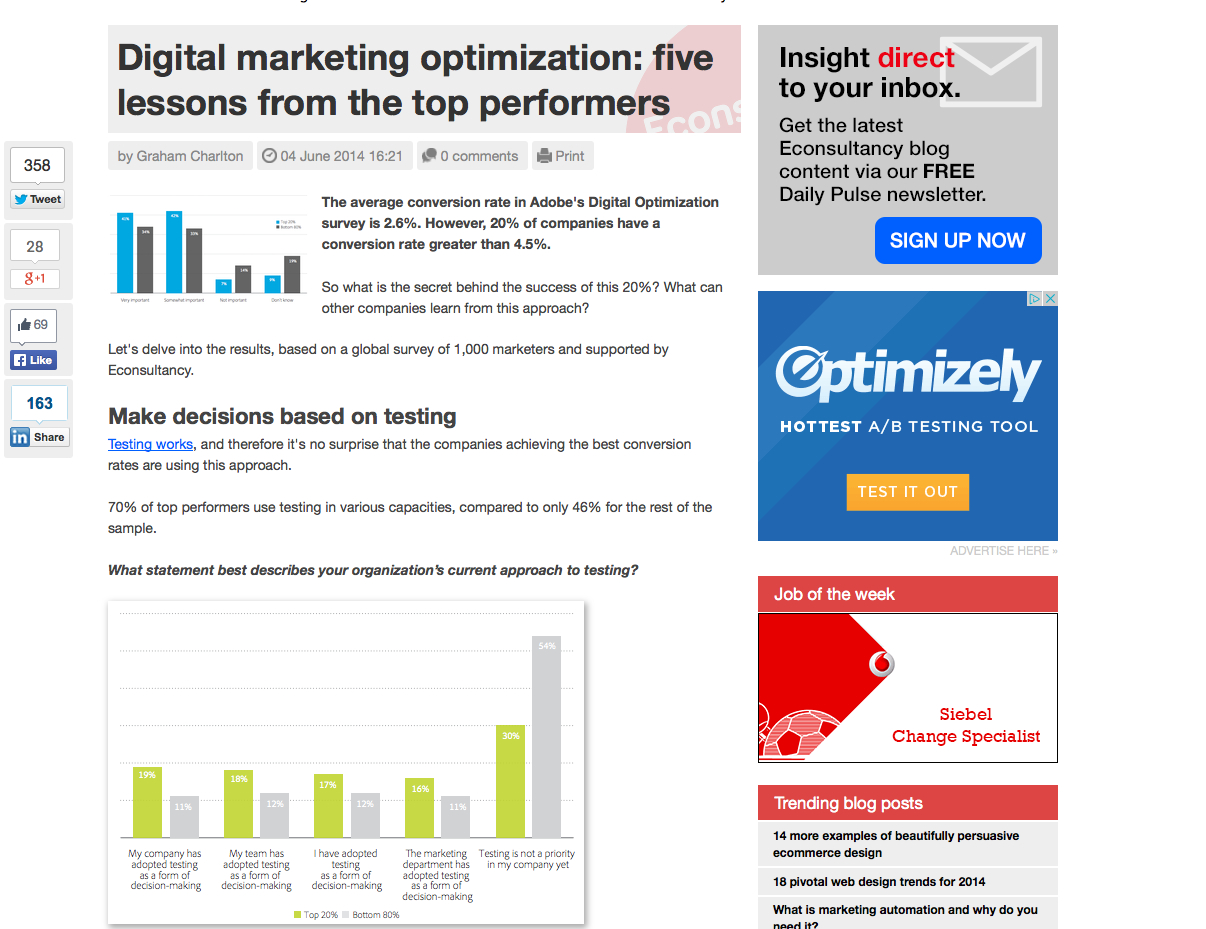 Digital marketing optimization: five lessons from the top performers   Econsultancy 2014-07-23 22-32-25 2014-07-23 22-32-27