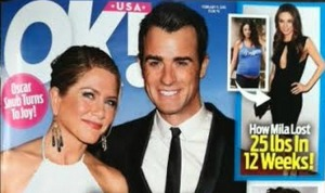 Jennifer Aniston And Justin Theroux: Pregnant And Getting Married?
