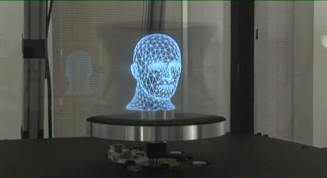 3D Hologram and the Future of Technology and Entertainment