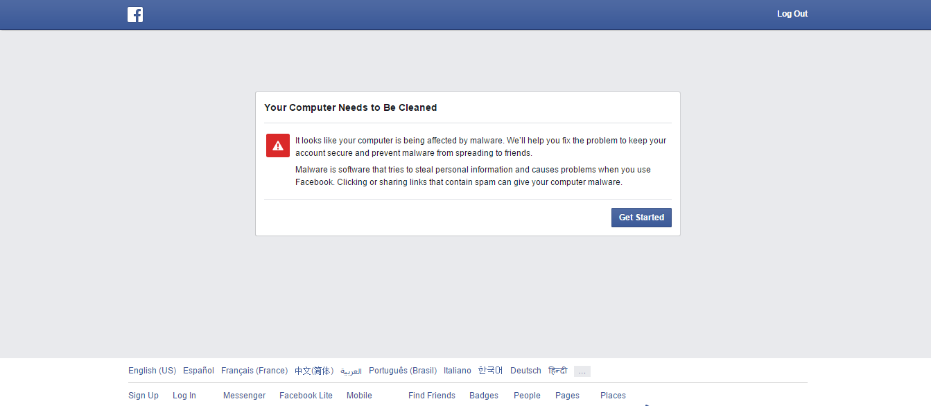 What To Do When Facebook Locks You Out