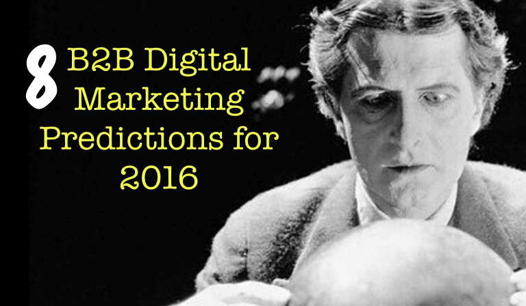 5 B2B Social Marketing Predictions for 2016_blog