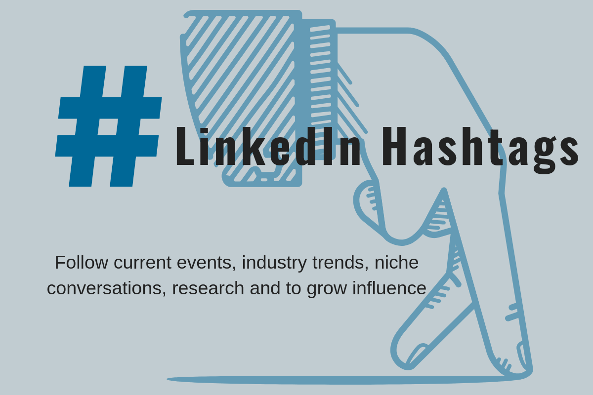 How to Effectively Use Hashtags on LinkedIn